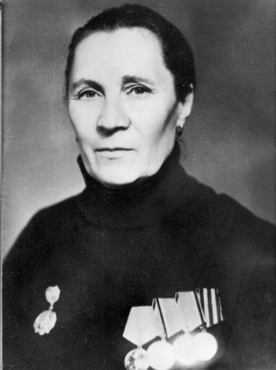 Осетрова Наталья Петровна