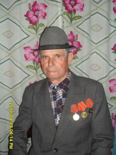 Новоженин Михаил Фёдорович