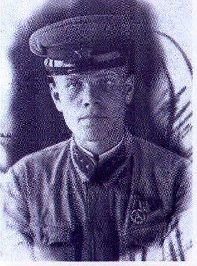Красников Леонид (Леонтий) Васильевич