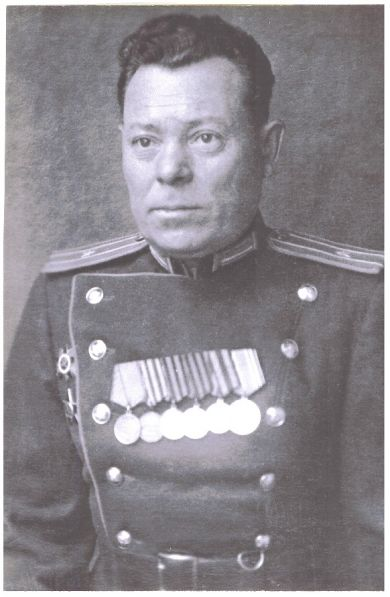 Кудрявцев Иван Гаврилович