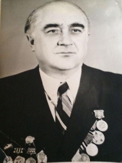 Матвеенко Василий Федотович