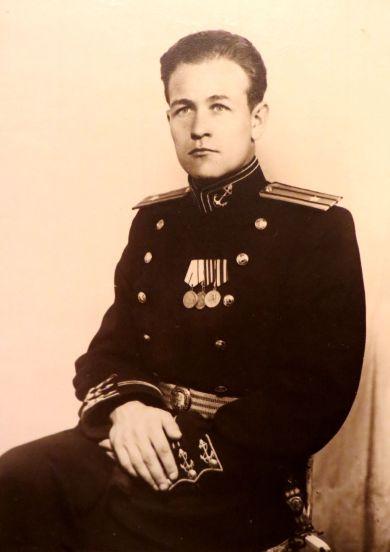 Чернов Борис Васильевич