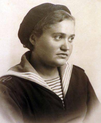 Чернова (Бакштаева Хроменкова) Варвара Ивановна