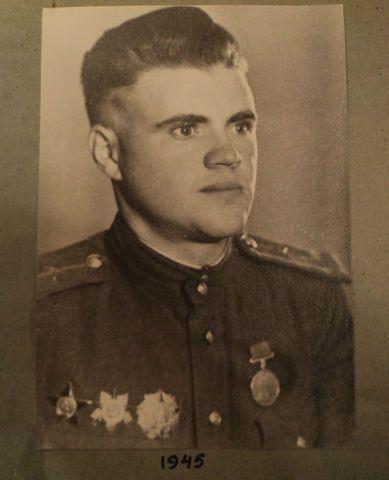 Сысоев Владимир Максимович