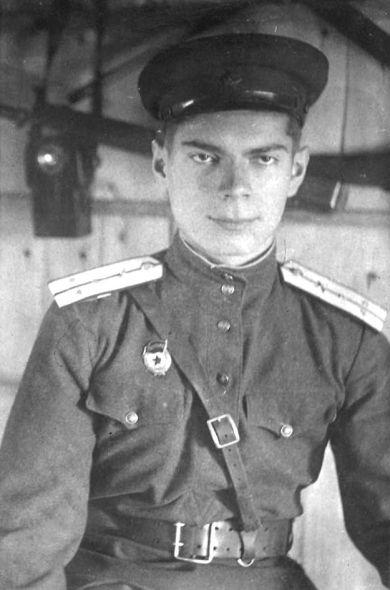 Лаврухин Сергей Стефанович