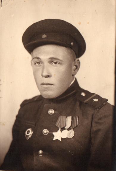 Щукин Юрий Семенович