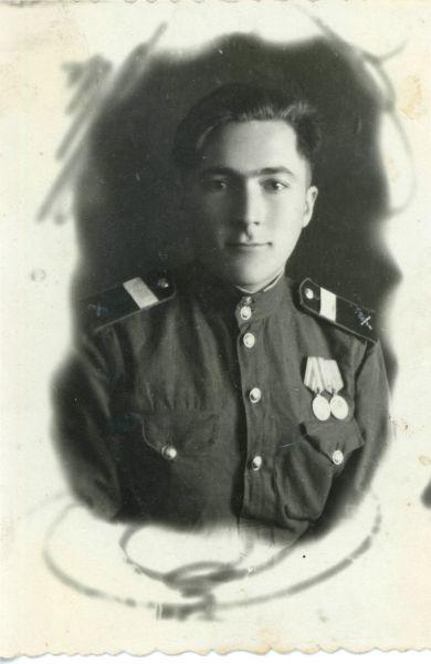 Романов Валентин Фёдорович