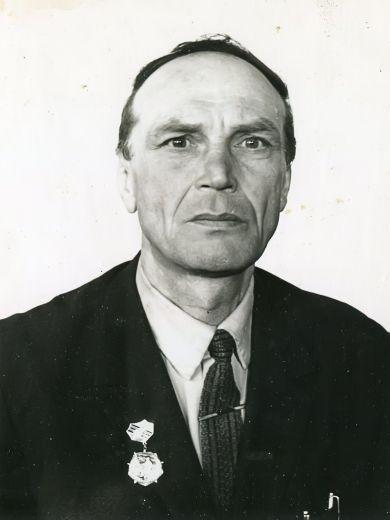 Новиков Николай Петрович