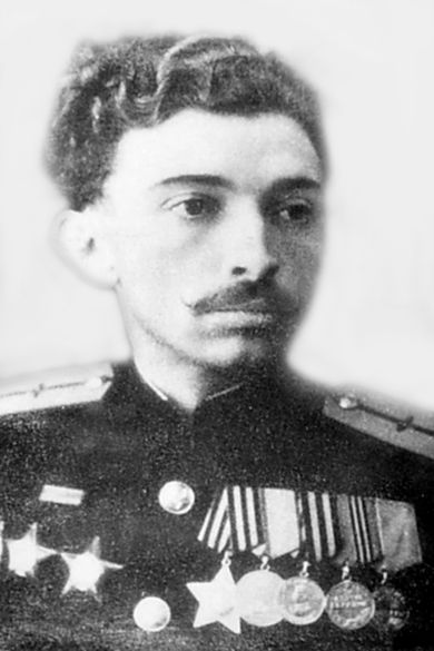 Кашенцев Виталий Григорьевич