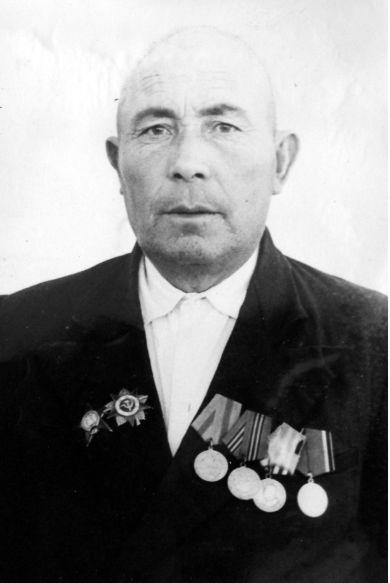Ахметов Мухамет
