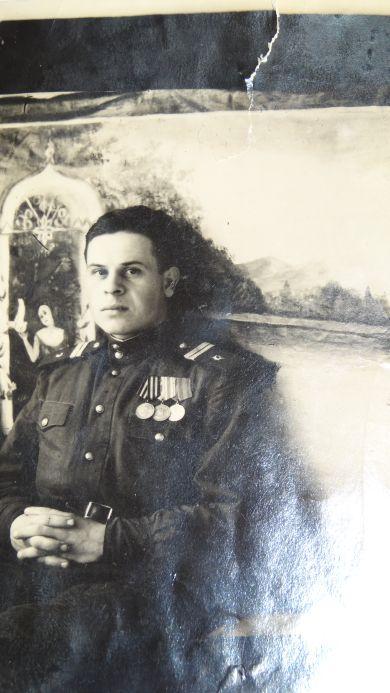 Мельников Николай Пантелеевич