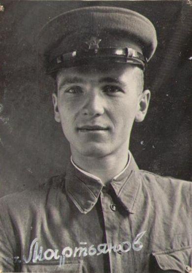 Мартьянов Михаил Павлович