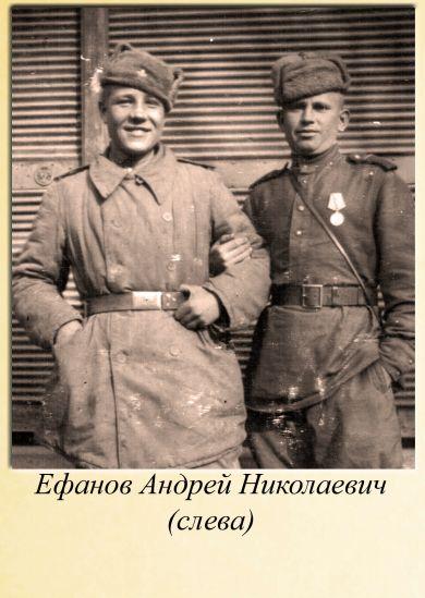 Ефанов Андрей Николаевич