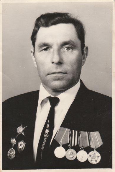 Ефимов Петр Ефимович
