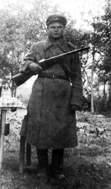 Афанасьев Иван Константинович