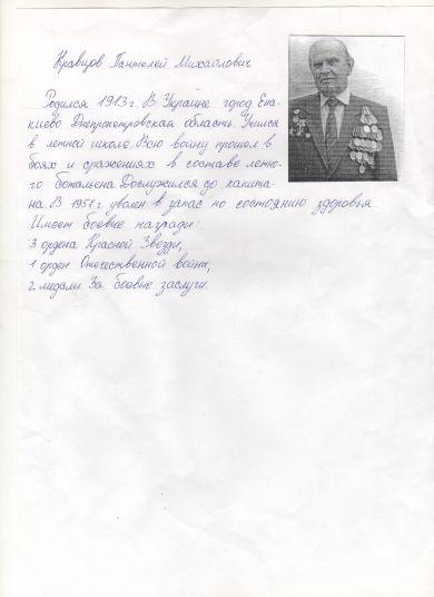 Кравцов Пантелей Михаилович