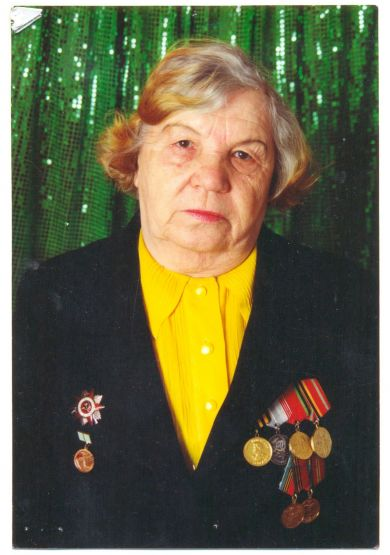 Кузьминова Полина Семеновна