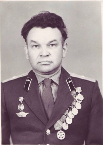 Шумилов Петр Алексеевич
