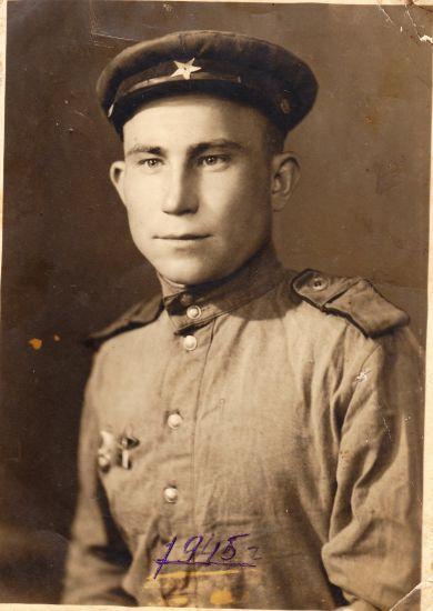 Понкратов  Петр Федорович
