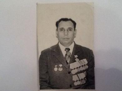 Земляникин Григорий Павлович