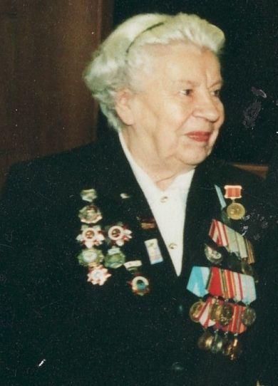Дерябина (Рынкова) Клавдия Андреевна.