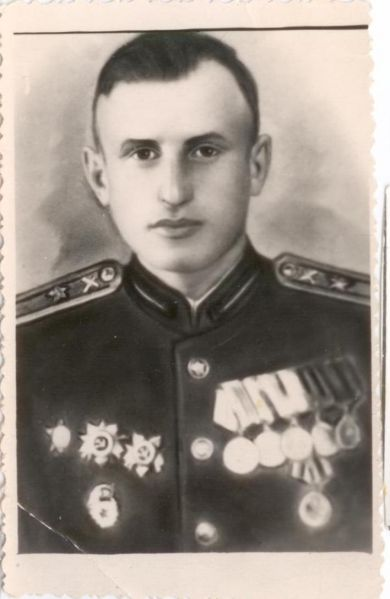 Лебедев Павел Иванович