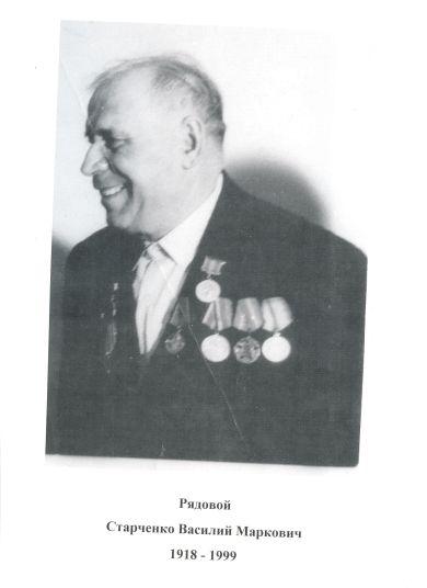 Старченко Василий Маркович