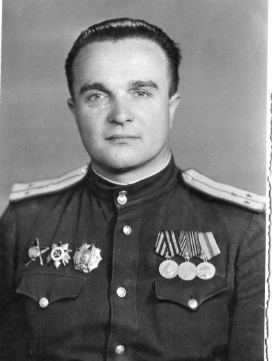 Лазарев Михаил Лукич