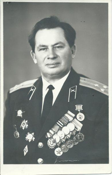 Елисеев Николай Иванович