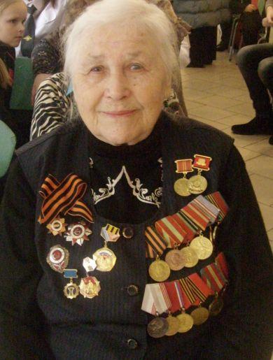 Власенкова Мария Матвеевна