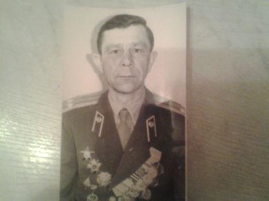 Рысев Геннадий Александрович