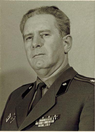 Завьялов Михаил Алексеевич