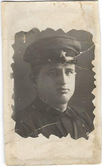 Ломоносов Семен Федорович