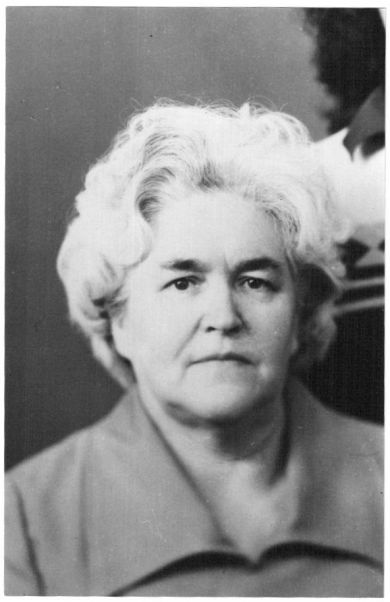 Малышева Софья Николаевна 09.09.1921 - 31.01.1994