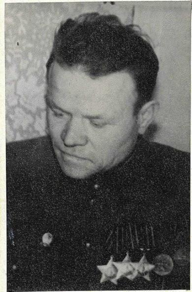 Семенов Павел Федорович