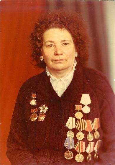 Дьяченко (Кондрашова) Екатерина Ивановна