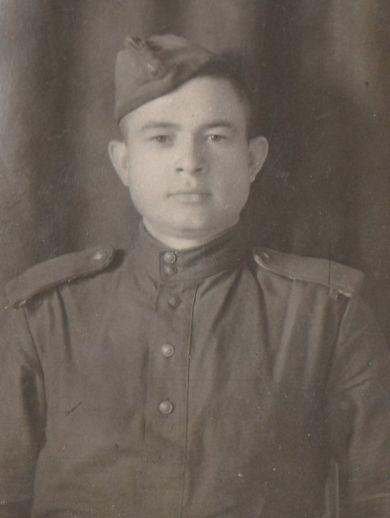 Литухин Михаил Александрович