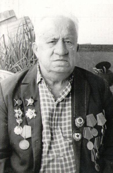 Павлов Дмитрий Алексеевич