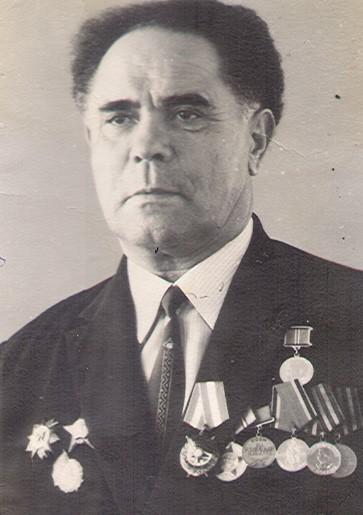 Хисматуллин Габдрахман Габитович