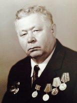 Бикташев Ханефа (Ханафи) Хусаинович