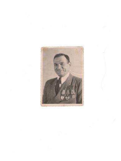 Запасковский Григорий Петрович
