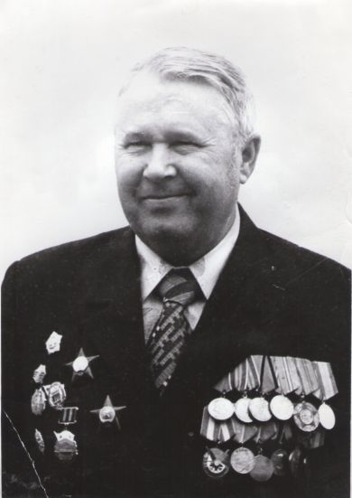 Вьюгин Яков Михайлович