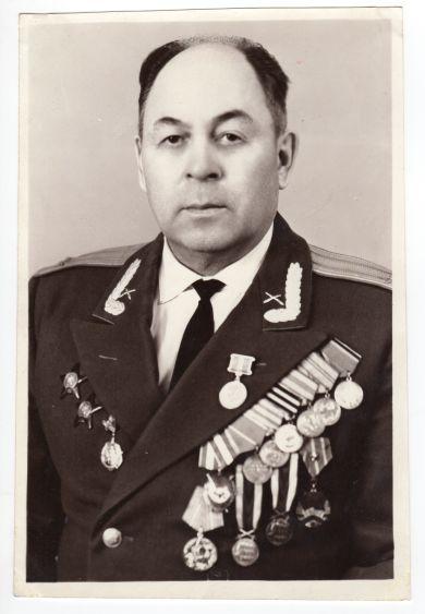 Арефьев Афанасий Иванович