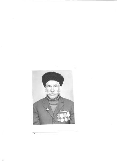 Самбуров Иван Алексеевич