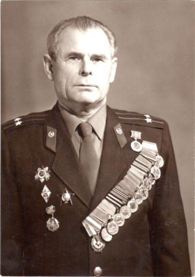 Тябин Пётр Михайлович