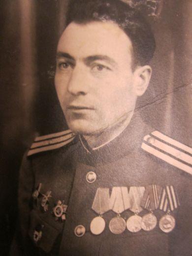 Петрушенко Павел Кузьмич