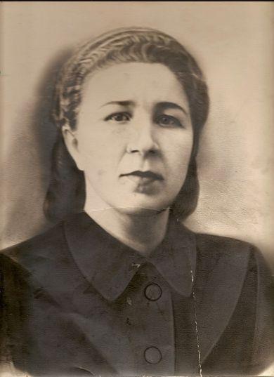 Журкина Мария Ивановна