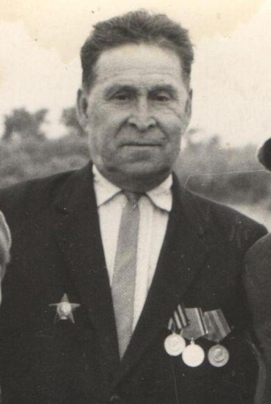 Лаптев Михаил Харитонович
