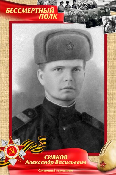 Сивков Александр Васильевич