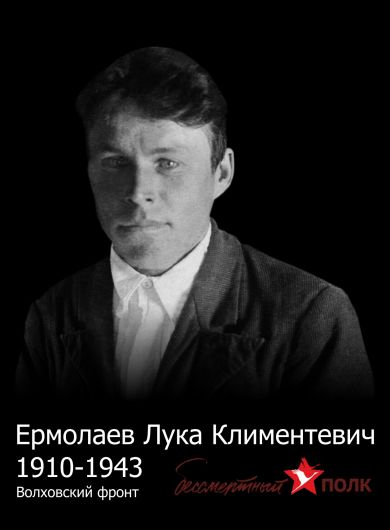 Ермолаев Лука Климентевич
